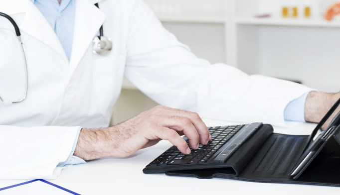 HIPAA doesn't require providers to encrypt devices or electronic information, but many experts highly recommend it.