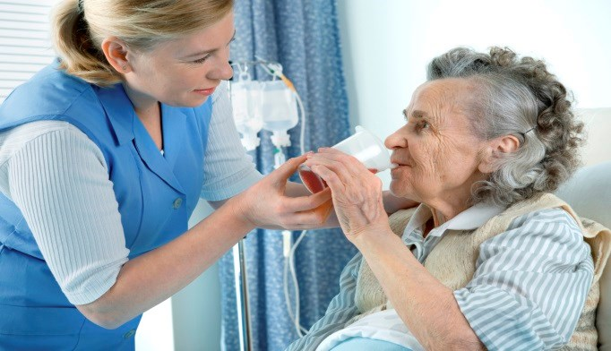 Nearly Half of Acute Stroke Patients are Dehydrated