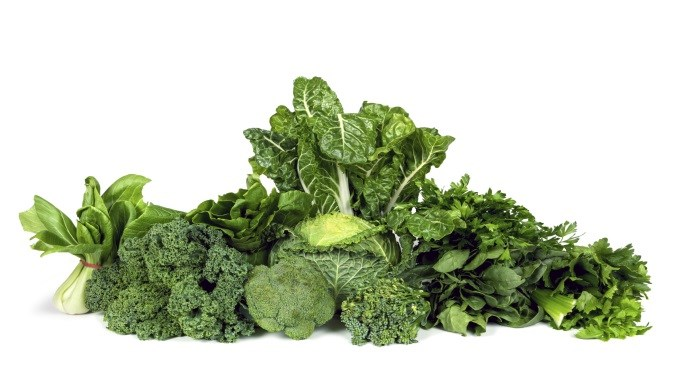 Leafy Greens May Help Preserve Cognition in Older Age