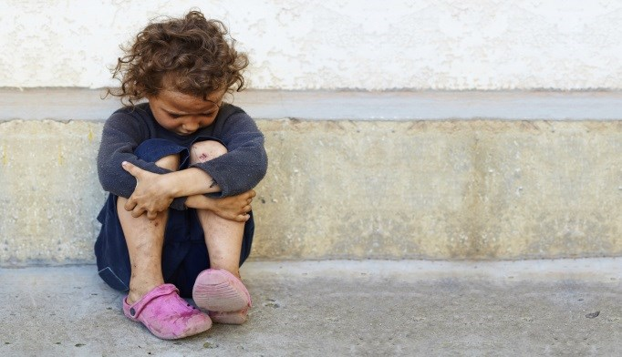 Poverty Affects Brain Development, Academic Performance in Children