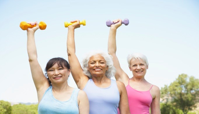 Level of Physical Activity Tied to Rate of Cognitive Decline