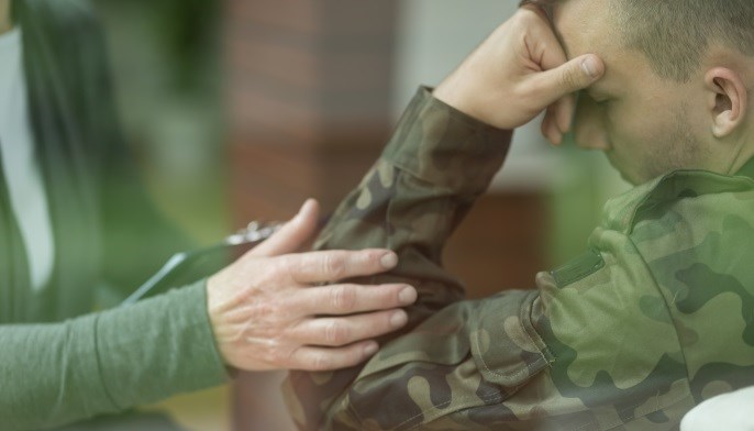 Over 65% of veterans reported experiencing pain in the last 3 months.