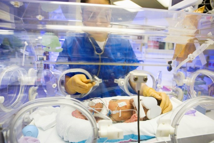 Further studies are needed to make a definitive ruling on the safety of hydrocortisone in severely premature infants.