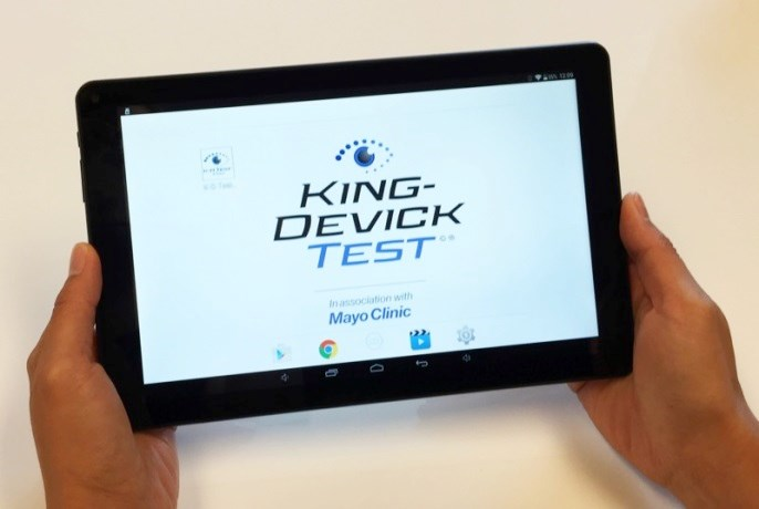 King-Devick Test a Reliable Sideline Assessment of Concussion