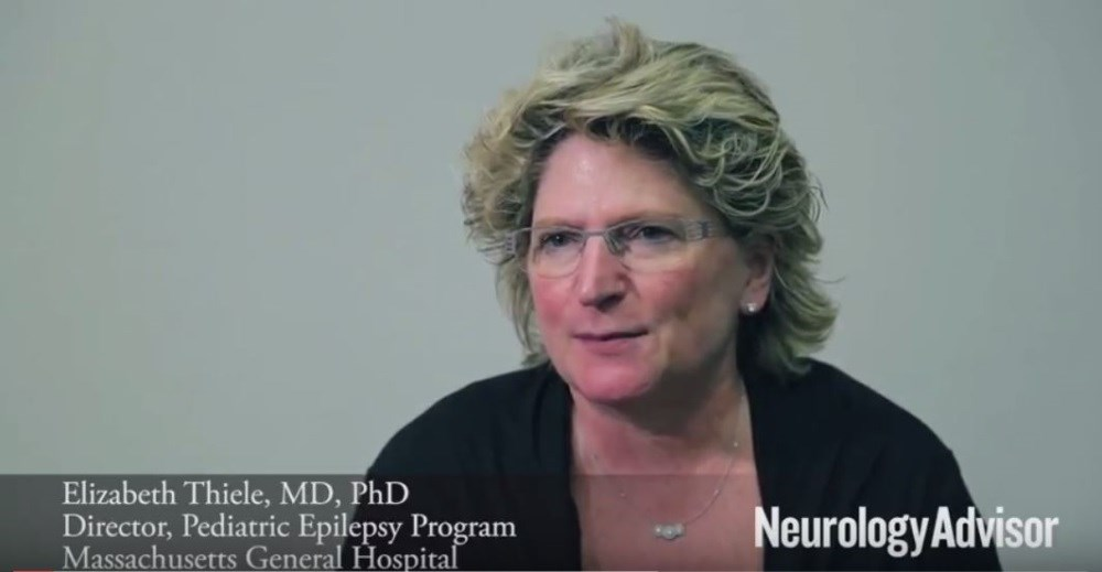 VIDEO: Elizabeth Thiele, MD, PhD Discusses Latest Cannabidiol Research