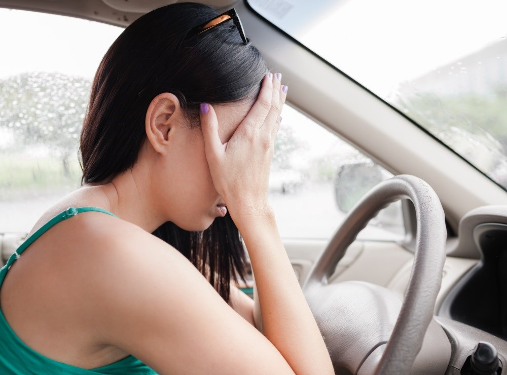 Lingering Concussion Symptoms May Affect Driving Ability
