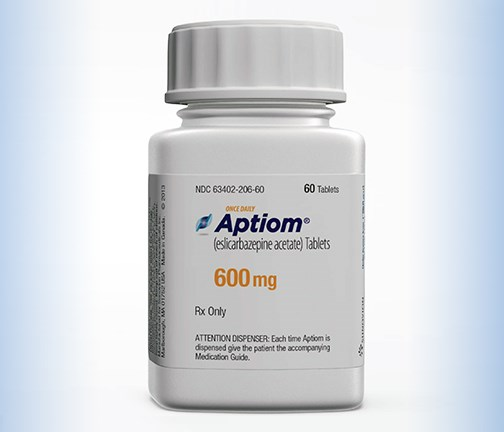 The expanded approval for Aptiom was based on the FDA guidance that allows data extrapolation to support pediatric use.