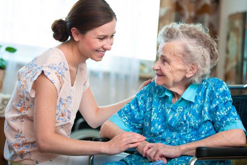Dementia Caregivers Are Often Women