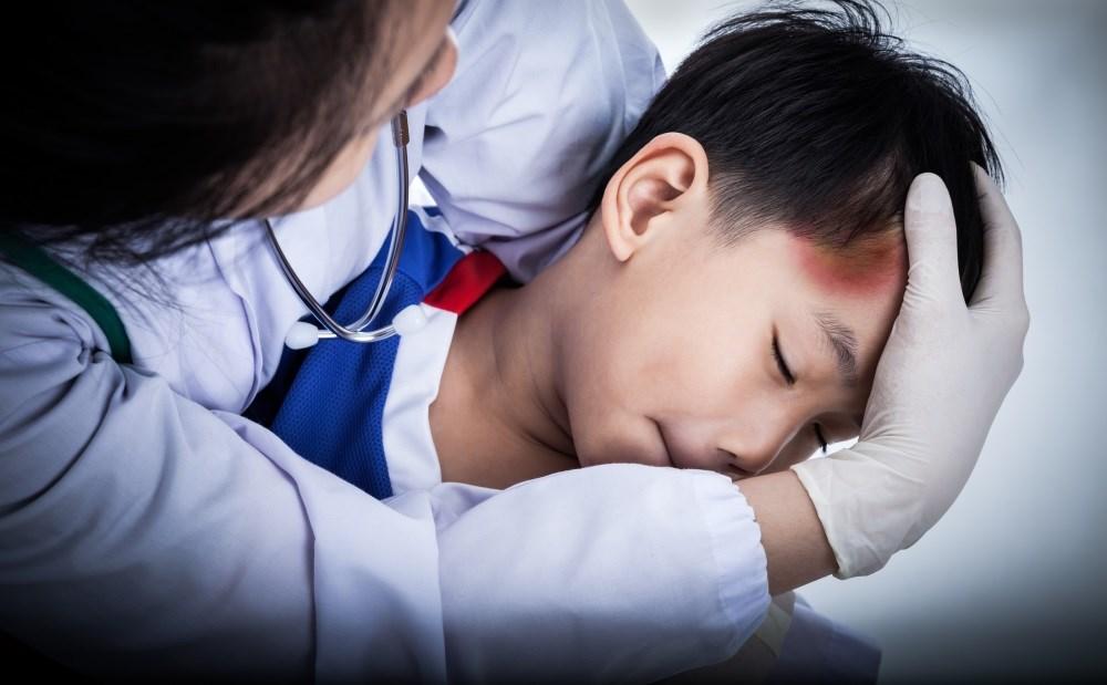 Age a Factor in Concussion Symptom Severity