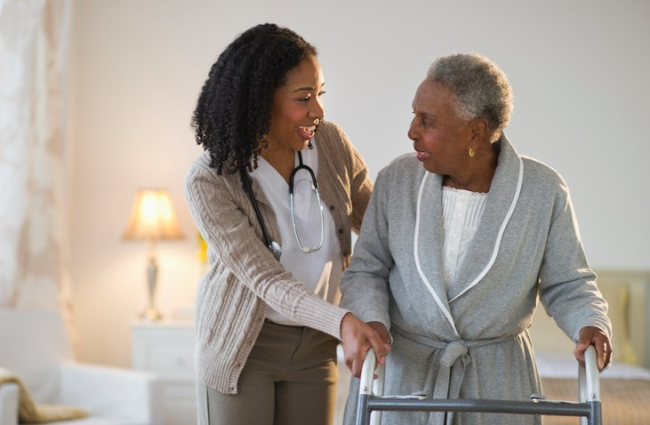 Patients with advanced Alzheimer's can relearn some basic skills when they receive special training along with medication.