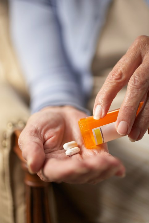 Cognitively Impaired Seniors Likely to be Taking Inappropriate Medications