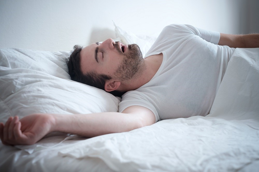 Sleep-Disordered Breathing Associated With Cognitive Dysfunction