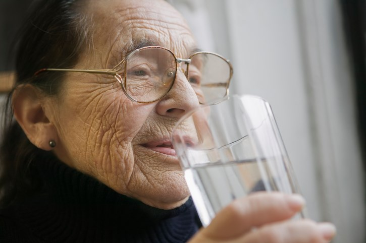 Lower Levels of Dementia Associated With Lithium in Drinking Water