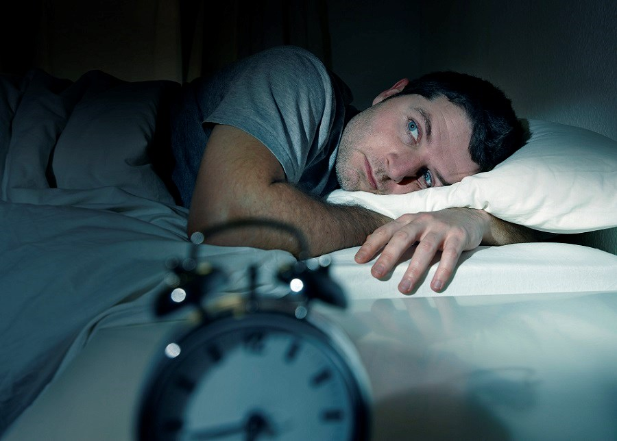 Impaired Sleep Caused by Stress Linked to Obesity