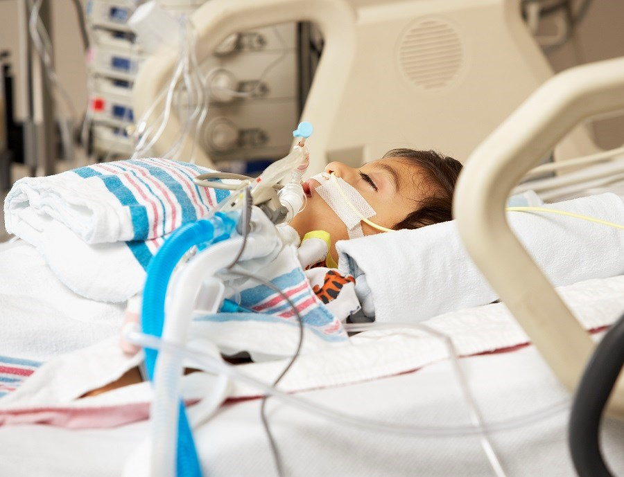 About 2200 deaths and 35,000 hospitalizations of children are caused by TBI.