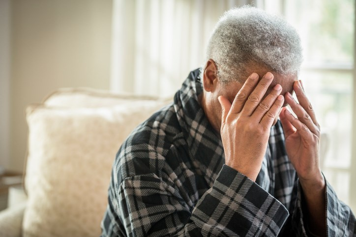 Probable Parkinson disease and dementia with Lewy bodies were both linked to cognitive deficits at baseline.