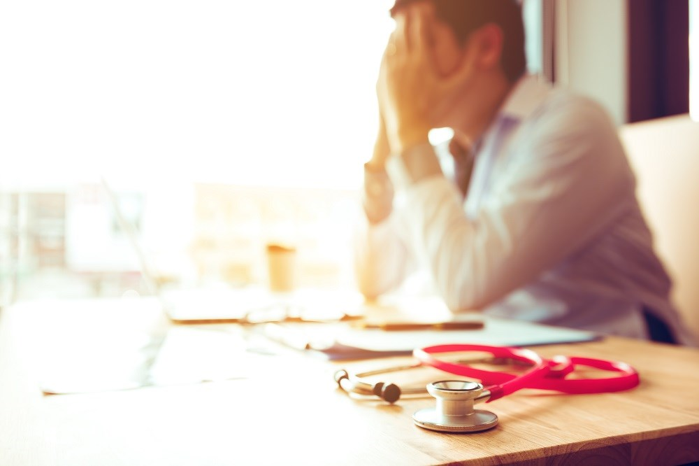 Almost 40% of physicians would be reluctant to seek formal medical care for treatment of a mental health condition.
