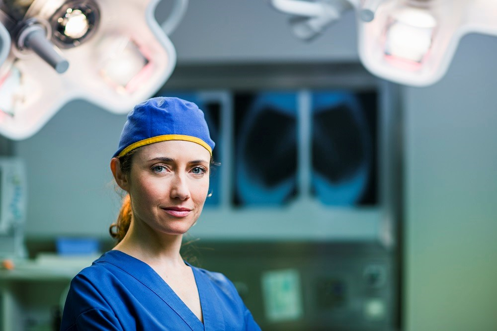 Patients treated by female surgeons were less likely to die within 30 days.