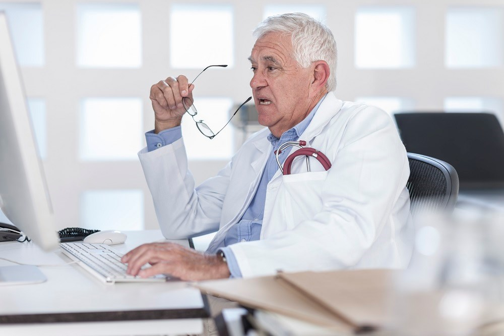 Primary care physicians are spending 27% of their time on clinical activities and 49% on administrative activities.