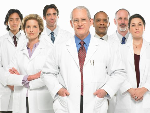 Number of Minorities Working in Medicine Still Lacking