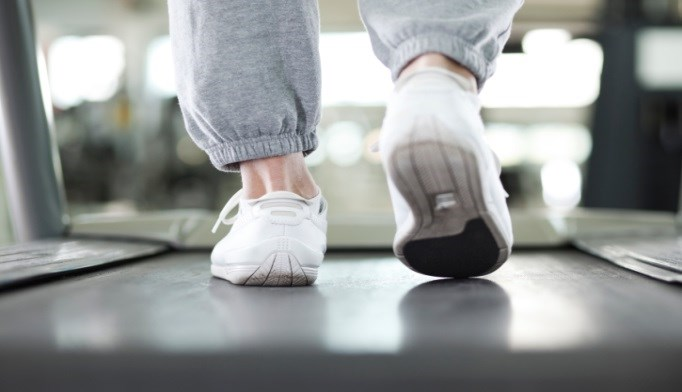 Treadmill Exercise Safe for Patients With Parkinson Disease