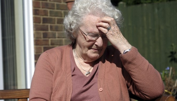 Anxiety May Contribute to Memory Problems in Elderly