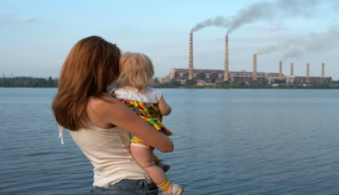 Pollution Exposure During Pregnancy Ups Risk of ADHD