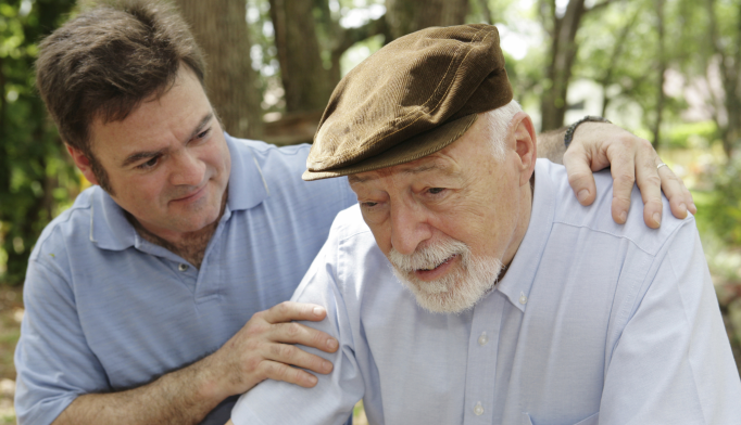 With the baby boomer population aging, the rate of Alzheimer's mortality is climbing.