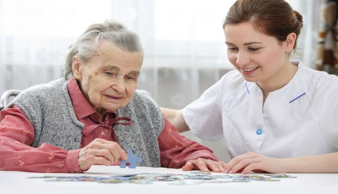 Sensory Interventions Beneficial for Dementia Patients