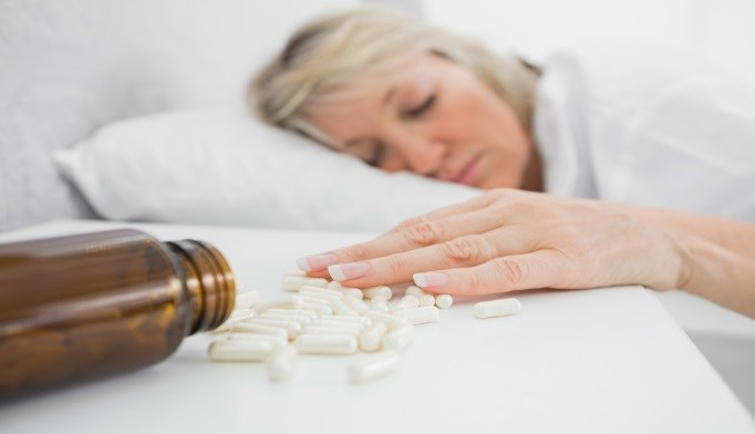 Benzodiazepine Prescriptions, Overdose Deaths Rising