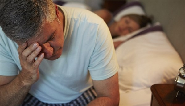 Insomnia Associated With Increased Risk of Depression