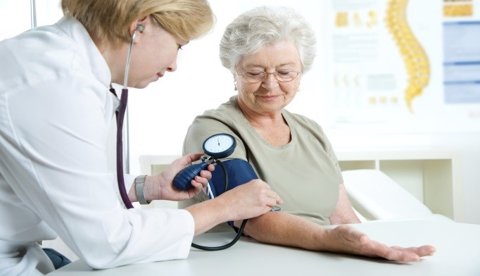 Blood Pressure Variability Associated With Elderly Dementia Risk