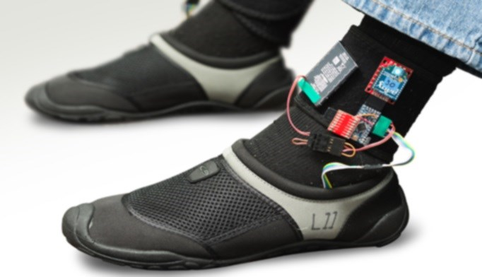 Vibrating PDShoe May Help Gait in Parkinson's