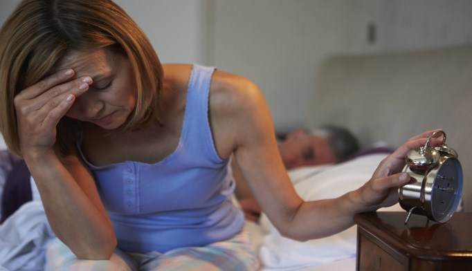 Cognitive Behavioral Therapy Improves Insomnia in Menopause