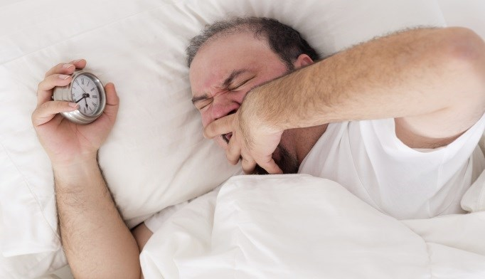 Moderate to severe obstructive sleep apnea is relatively common in individuals with major depression.