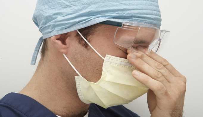 Surgical Residents Face High Levels of Burnout, Stress