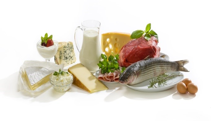 Mediterranean Diet Linked to Less Brain Atrophy