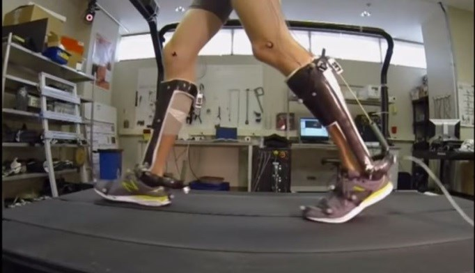 Exoskeleton Boots May Aid in Stroke Rehabilitation