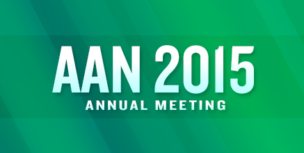 AAN 2015: What You Can Expect to See, Hear, and Learn