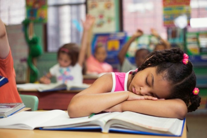 Lead Exposure May Contribute to Insomnia, Daytime Sleepiness in Children