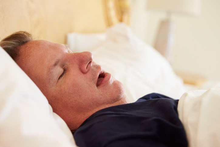 Patients with expiratory snoring had increased odds of having evidence of lower airway obstruction.