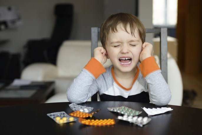 ADHD Meds Linked to Lower Bone Density in Children