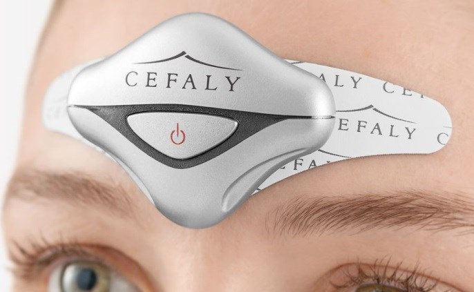 The Cefaly product line now includes 3 treatments: Cefaly Prevent, Cefaly Acute, and Cefaly Dual.