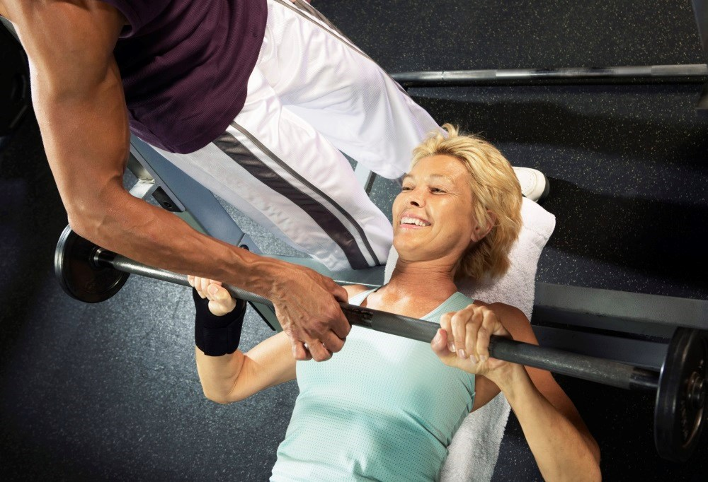 Clinicians should recommend that patients maintain a schedule of moderate intensity aerobic and resistance training.