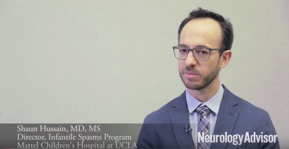 Shaun Hussain, MD, MS, discusses a gap in health care provider knowledge that may contribute to the delay in the diagnosis and treatment of infantile spasms.