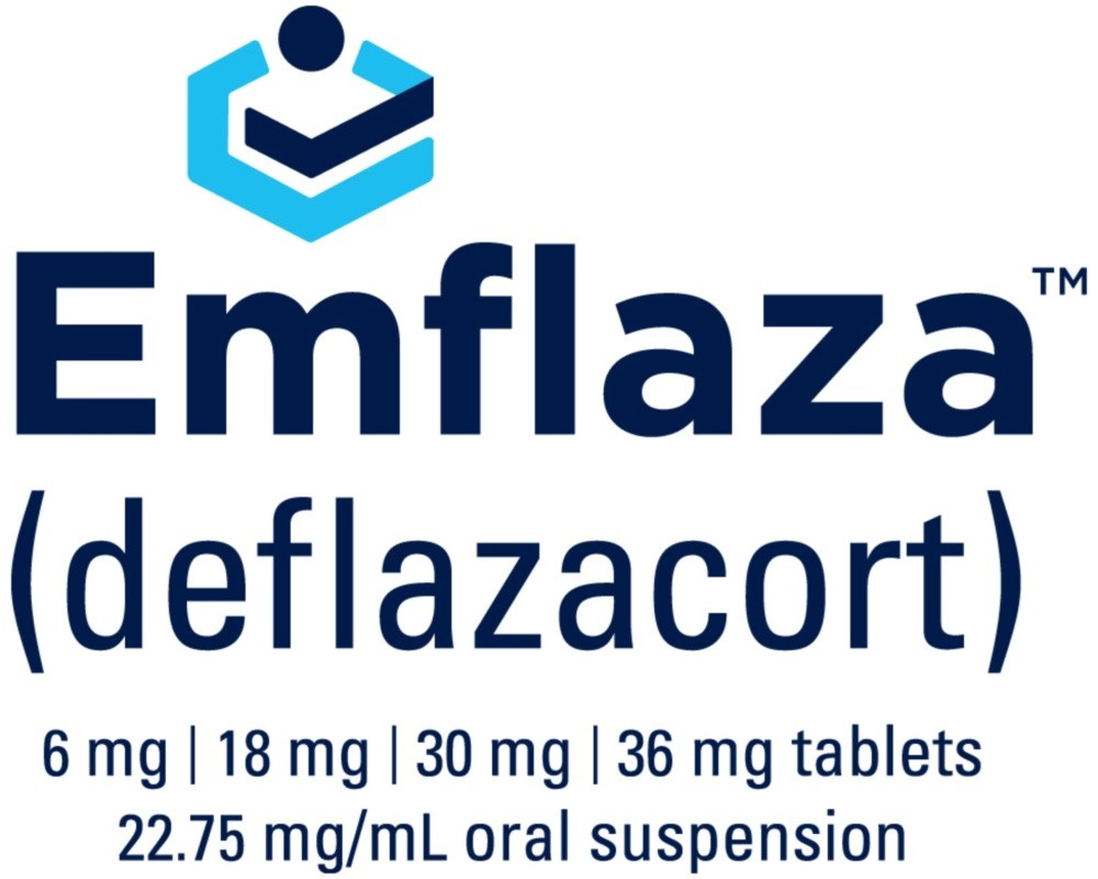 This is the first corticosteroid drug approved to treat Duchenne muscular dystrophy.
