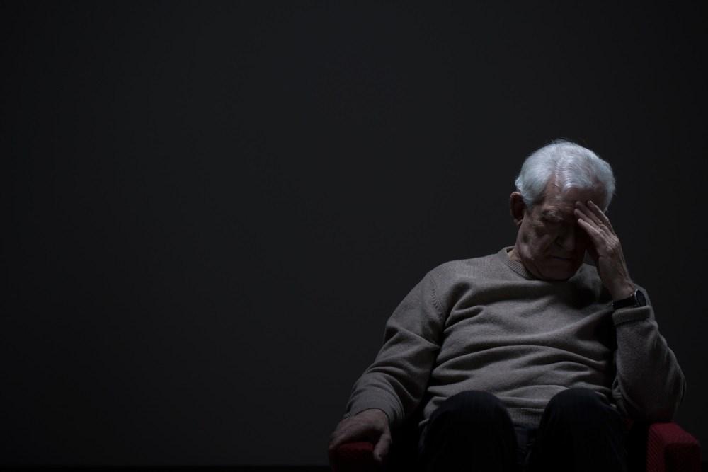 The association between psychiatric disorders and Alzheimer's may be time-dependent.
