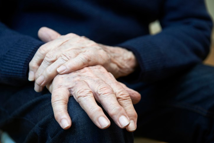 Parkinson's Disease Off Time Reduced With Apomorphine