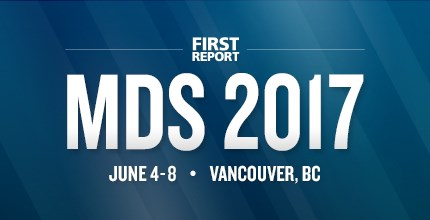 The 21st International Congress of Parkinson's Disease and Movement Disorders takes place June 4-8, 2017 in Vancouver, Canada.