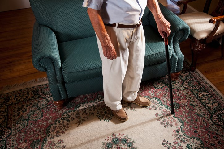 A retrospective study involving 173 adverse events in nursing homes was conducted.